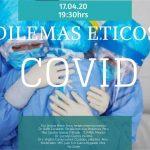 Dilemas Éticos en COVID-19.