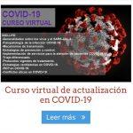 Curso virtual de actualización en Covid-19.