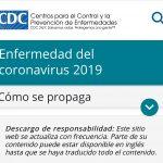 Enfermedad por COVID-19. ¿Como se propaga?